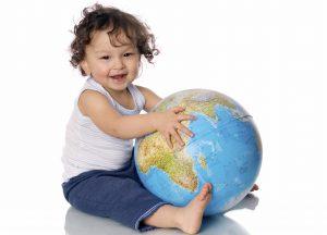 Kind en de wereld